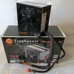 Блоки питания - Блок питания Thermaltake Toughpower на 700 Вт, 0