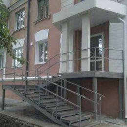 Готовые строения - Входная группа из металлоконструкций (изготовление), 0