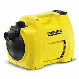 Промышленные насосы и фильтры - Самовсасывающий насос Karcher BP 3 Garden *EU, 0