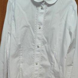 Рубашки и блузы - Новая белая блузка Chessford, р 146, 0