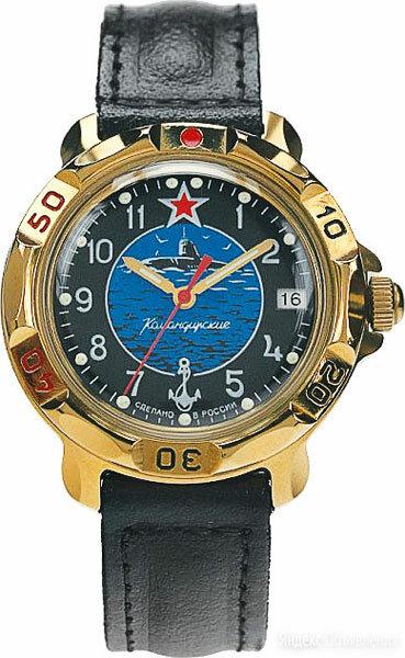 Наручные часы Восток 819163 по цене 2550₽ - Наручные часы, фото 0