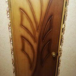 Межкомнатные двери - Дверь шпонированная дуэт орхидея мариам, 0