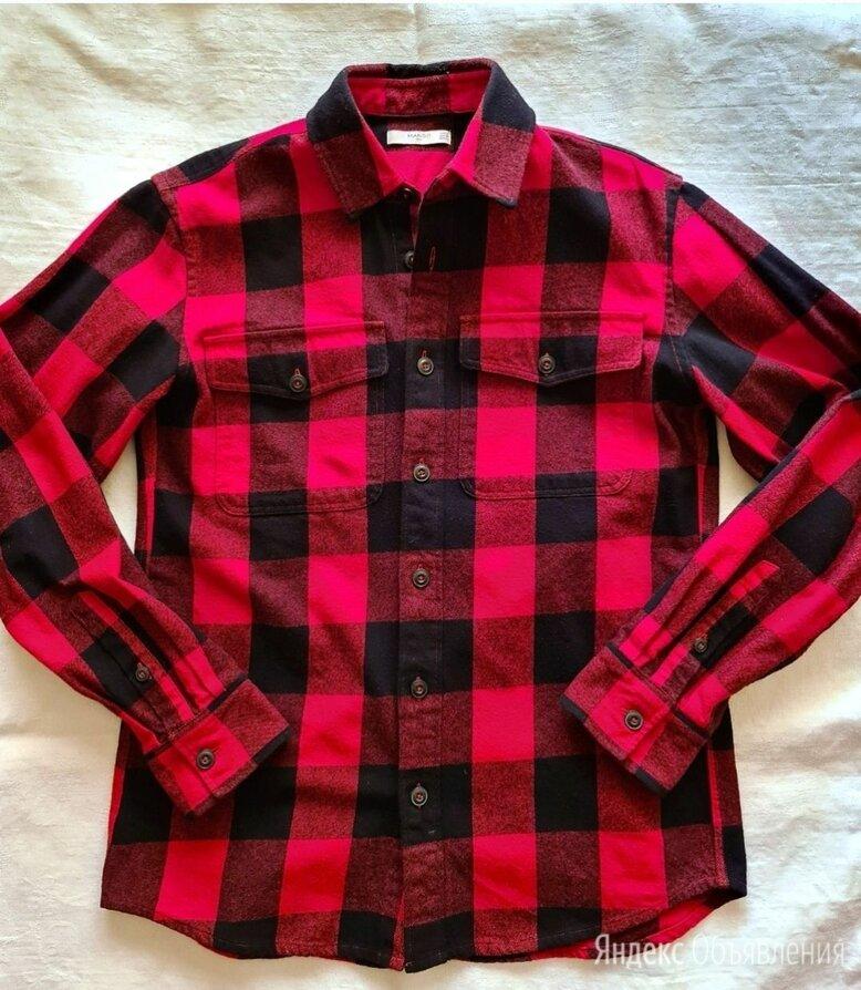 рубашка в клетку Mango по цене 3000₽ - Рубашки, фото 0