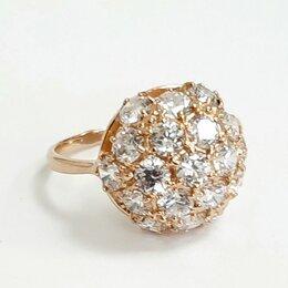 Кольца и перстни - Золотое кольцо , 17,5, 0