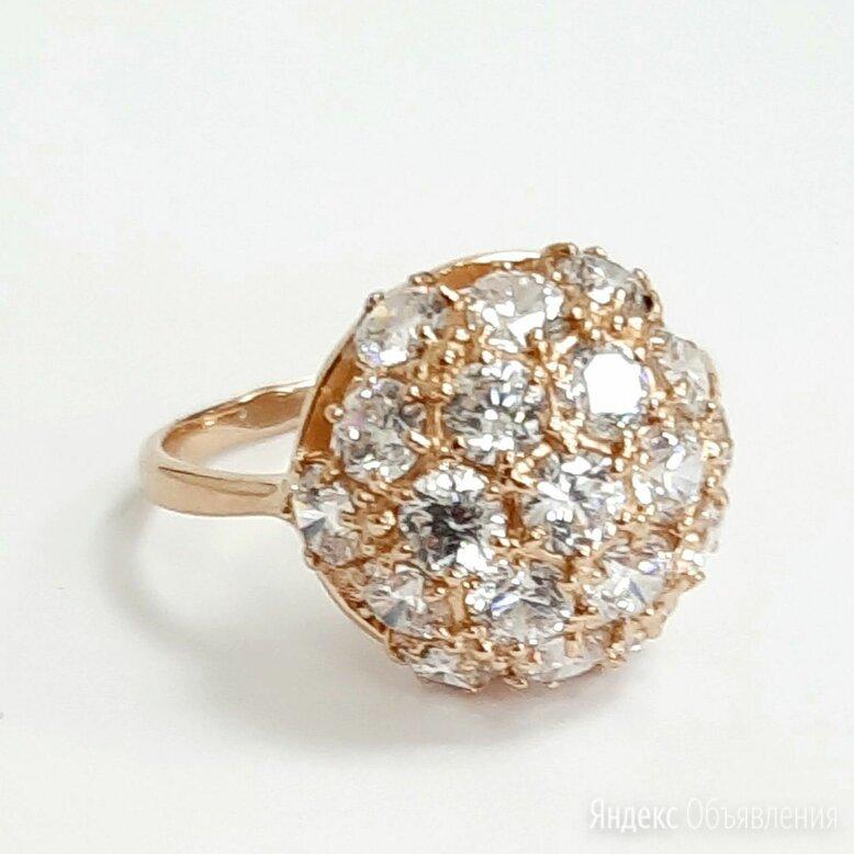 Золотое кольцо , 17,5 по цене 16590₽ - Кольца и перстни, фото 0