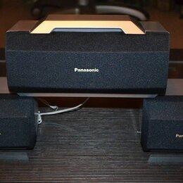 Комплекты акустики - Колонки акустика Panasonic SB-PS70A & SB-PC70A, 0