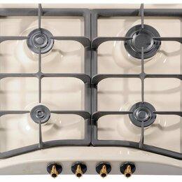 Плиты и варочные панели - Поверхность газовая DeLuxe 5840.00 гмв-050 ЧР, 0