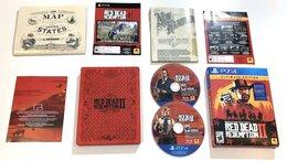 Игры для приставок и ПК - Red Dead Redemption 2 Ultimate Edition, 0