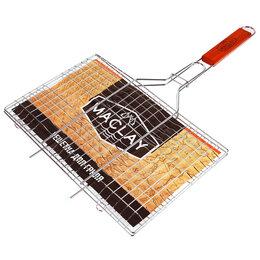 Решетки - Решетка гриль для мяса 22 х 34 х 55 см, Lux, средняя, 0