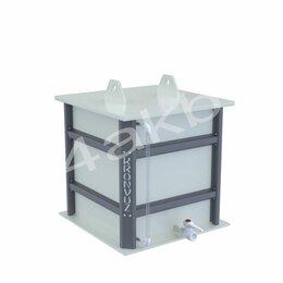 Баки - Емкости полипропиленовые для хранения дистиллированной воды 9268В-0000004, 0