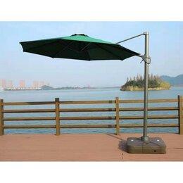 Зонты от солнца - Зонт для кафе зеленый Green, 0