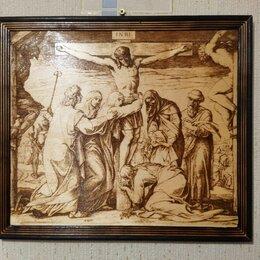 """Картины, постеры, гобелены, панно - """"Распятие Иисуса Христа"""", 0"""