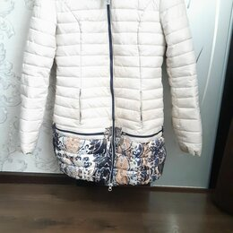 Куртки и пуховики - Куртка зимняя для девочки, 0
