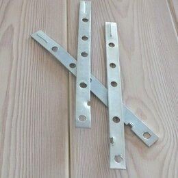Перфорированный крепеж - крепеж для планкена змейка (крепеж для террасной доски), 0