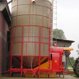 Сельское хозяйство - Мобильная зерносушилка Fratelli Pedrotti XL 550, 0