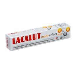 Зубная паста - Зубная паста Lacalut Multi-Effect Plus, 75 мл, 0