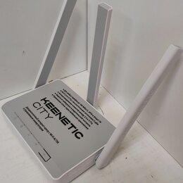 Проводные роутеры и коммутаторы - Wi-fi роутер keenetic , 0
