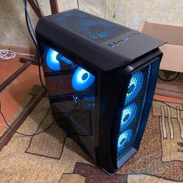 Настольные компьютеры - Игровой Пк + Монитор , 0