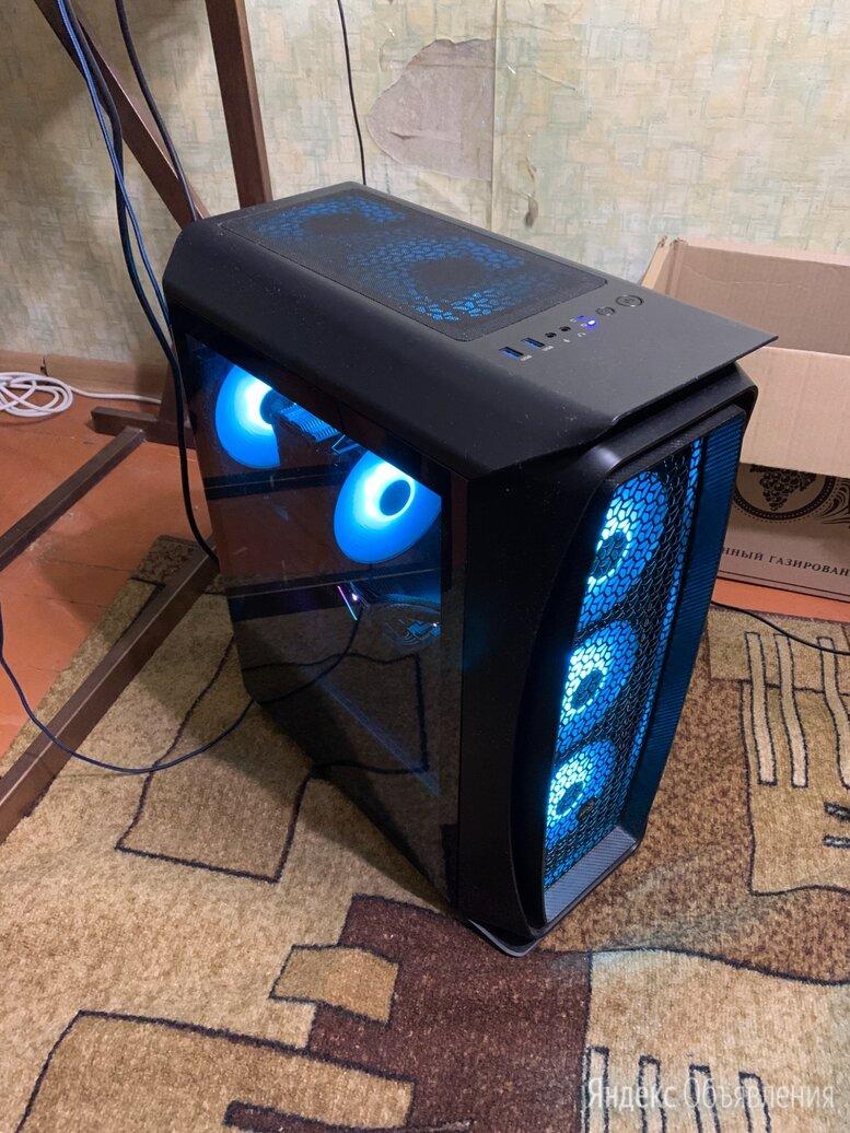 Игровой Пк + Монитор  по цене 100000₽ - Настольные компьютеры, фото 0