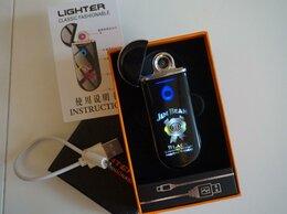 Пепельницы и зажигалки - Зажигалка USB Jim Beam, 0