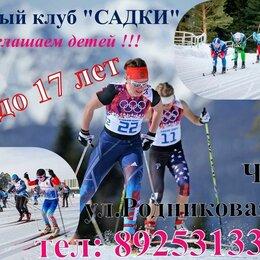 Беговые лыжи - Набор в секцию лыжных гонок, 0
