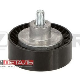 Отопление и кондиционирование  - ZEKKERT SR1638 Ролик обводной агрегатного ремня BMW 7 E65/66/67 03-  5 E60/61..., 0