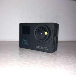 Экшн-камеры - Экшн камера 4k double screen special effects, 0