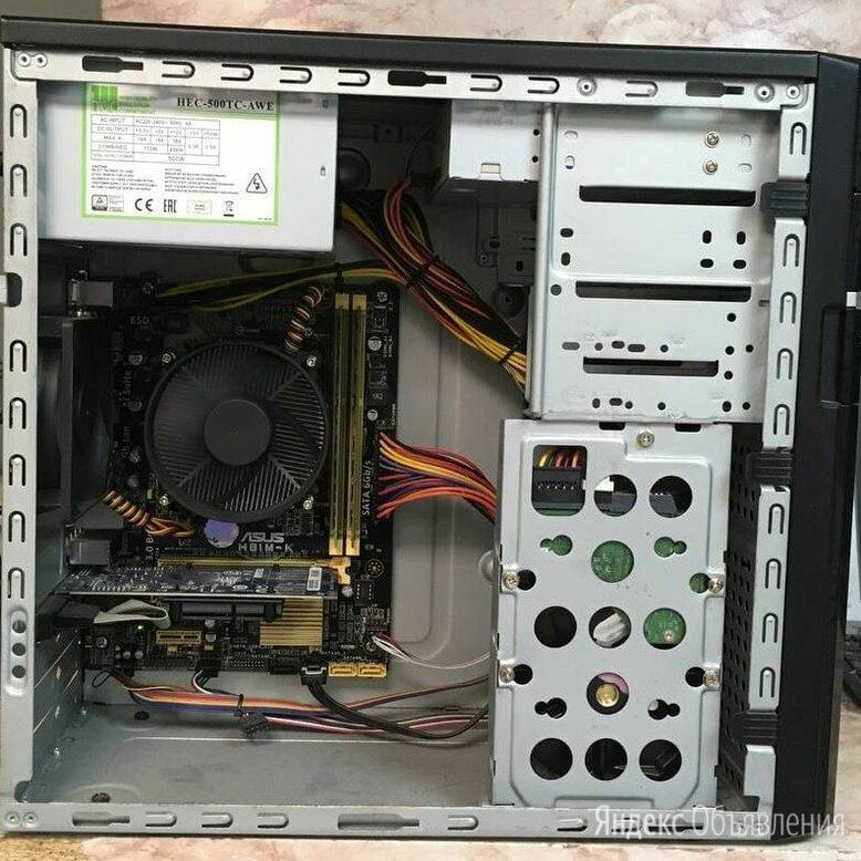 Системный блок Intel I3-4130 3400MHz по цене 8700₽ - Настольные компьютеры, фото 0