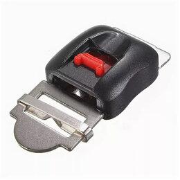 Мотоэкипировка -  Застежка- защелка (Tsp пряжка пластиковая на ремешок для шлема ), 0