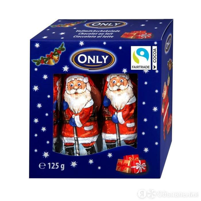 Шоколад Santa Claus, фигурный, 125 г по цене 575₽ - Продукты, фото 0