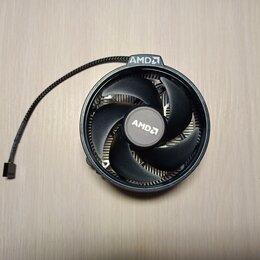 Кулеры и системы охлаждения - Боксовый кулер AMD Wraith Stealth | Охлаждение процессора, 0
