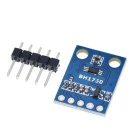 Дополнительное оборудование и аксессуары - BH1750 (GY-302) – цифровой датчик освещенности, 0