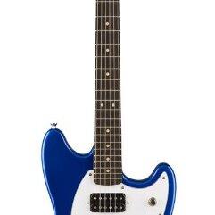 Электрогитары и бас-гитары - Fender Squier Bullet Mustang HH IMPB, 0