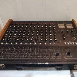 Микшерные пульты - Микшерный пульт Электроника пм-01, 0