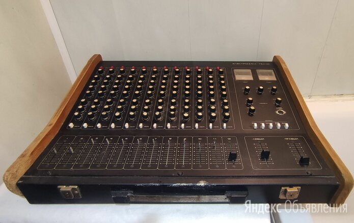 Микшерный пульт Электроника пм-01 по цене 2000₽ - Микшерные пульты, фото 0