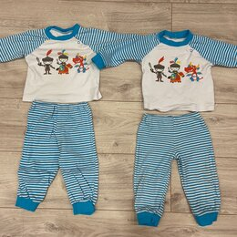 Домашняя одежда - Пижама для мальчика , 0