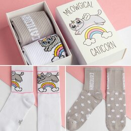 Колготки и носки - Женские носки, набор, 0