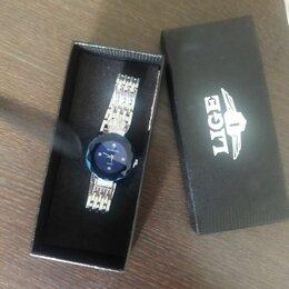Наручные часы - Часы lige наручные новые, 0