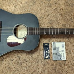 Акустические и классические гитары - ARIA-111 MTBK акустическая гитара/ пересыл, 0