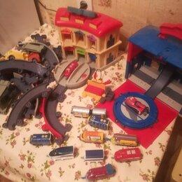 Детские железные дороги - Чаггингтон жжелезная дорога штормовая машина, 0
