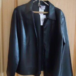 Куртки - Куртка Jerry Beck из эко кожи размер L Оригинал из Америки  , 0