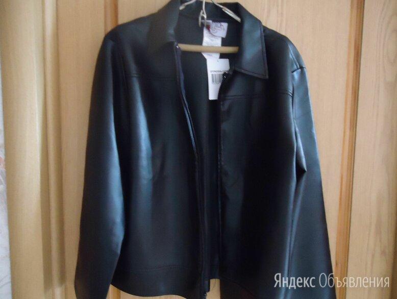 Куртка Jerry Beck из эко кожи размер L Оригинал из Америки   по цене 4900₽ - Куртки, фото 0