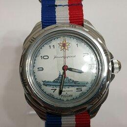 Наручные часы - Часы Восток Командирские Корабль механика, 0
