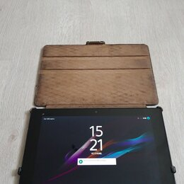 Планшеты - Планшет sony xperia tablet z1, 0