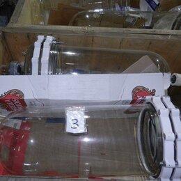 Лабораторное и испытательное оборудование - Стеклянный Химический Цилиндрический Реактор 100л, 0