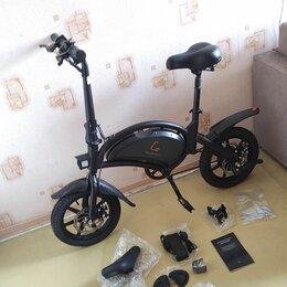 Мото- и электротранспорт - Электровелосипед Kugoo V1 (новый), 0