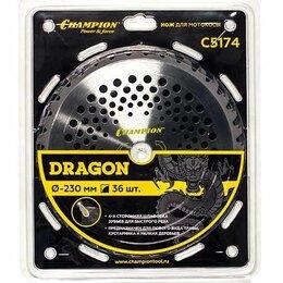 Для дисковых пил - Нож с зубцами из твердого сплава Dragon 36/230/25,4, 0