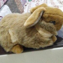 Мягкие игрушки - мягкая детская игрушка - заяц с секретом, 0