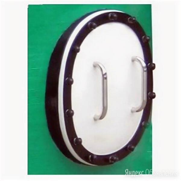Прижимной фланец выгрузного люка фильтра Pool King К1200 /02-0371C/ по цене 3824₽ - Отопление и кондиционирование , фото 0