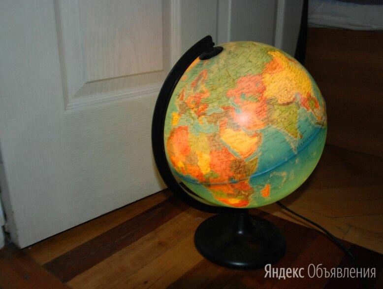 Глобус с подсветкой и двойной картой по цене 860₽ - Глобусы, фото 0